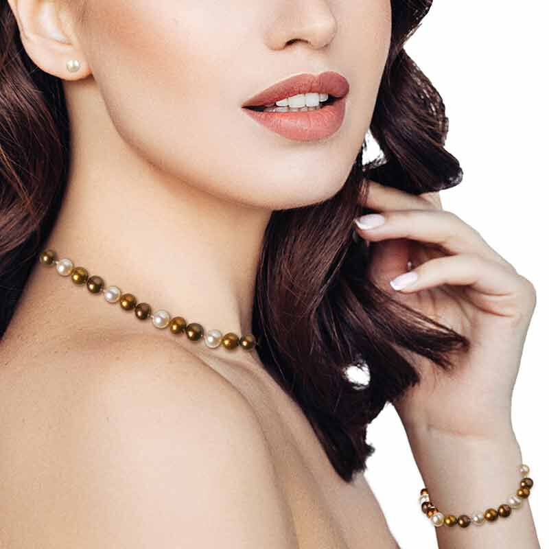 The Mocha Pearl Jewelry Collection 4992 001 0 3