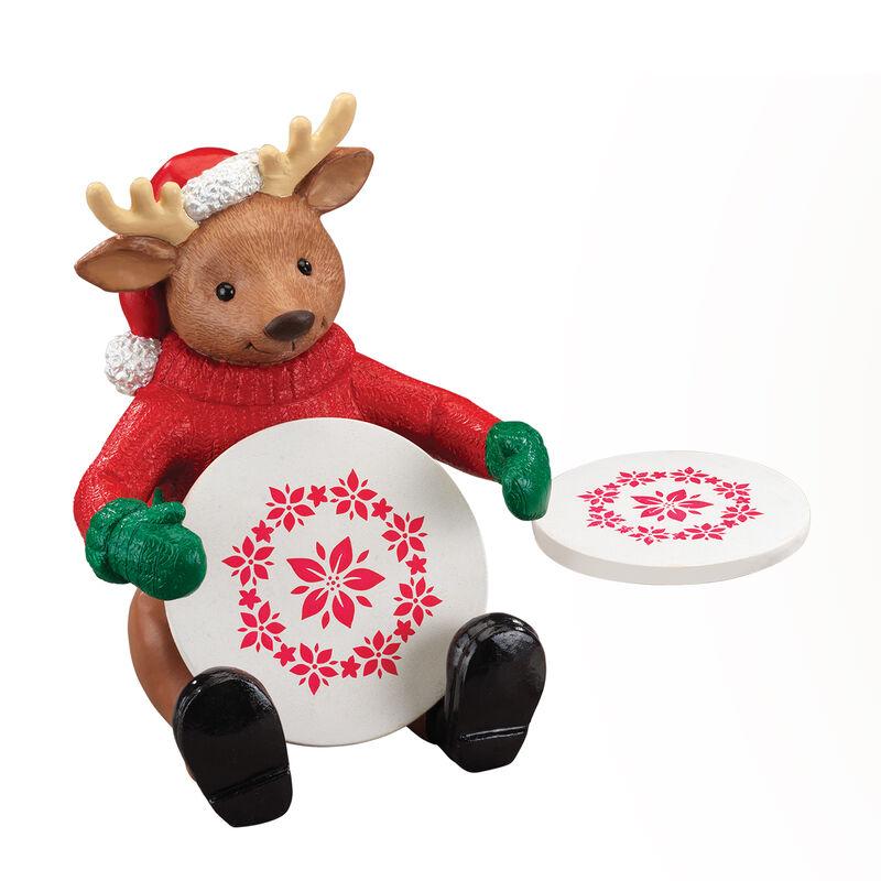 Seasonal Sensations Coaster Sets 10498 0016 f december