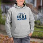 The Personalized Reversible US Air Force Hoodie 2148 002 5 4