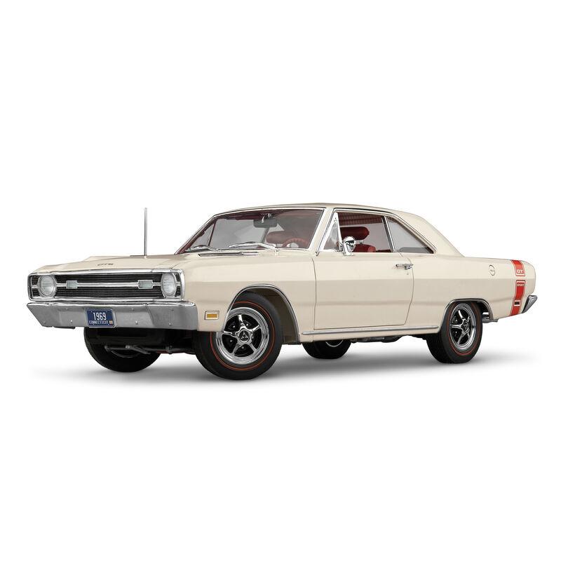 1969 Dodge Dart GTS 4626 0378 c side