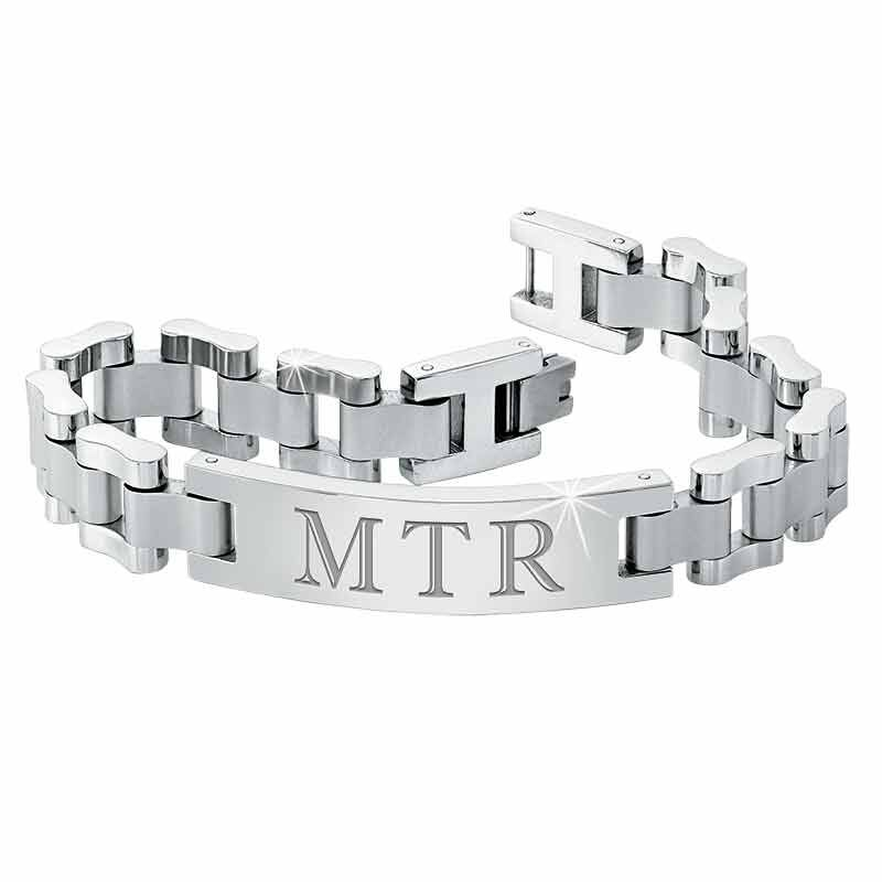 For My Son Personalized Bracelet 2592 014 1 3
