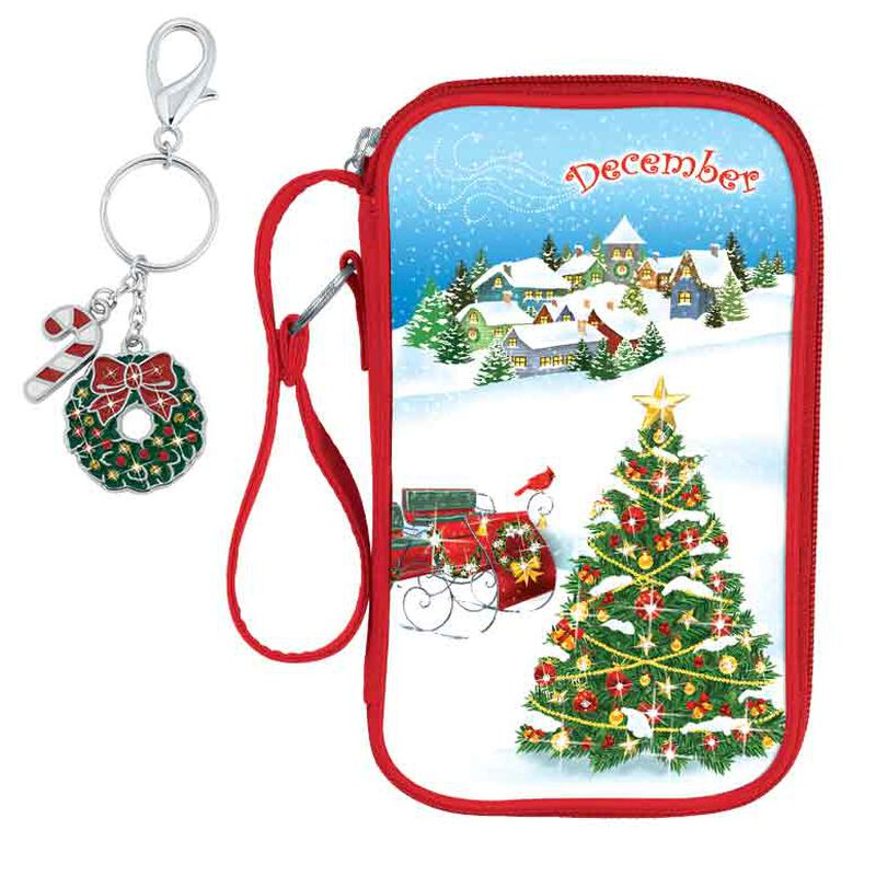 Seasonal Sensations Wristlet  Keychain 5455 002 5 12