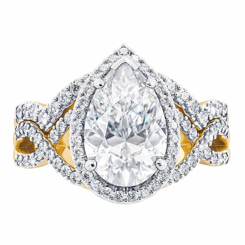 My Forever Promise Diamonisse Ring Set 2775 005 8 3