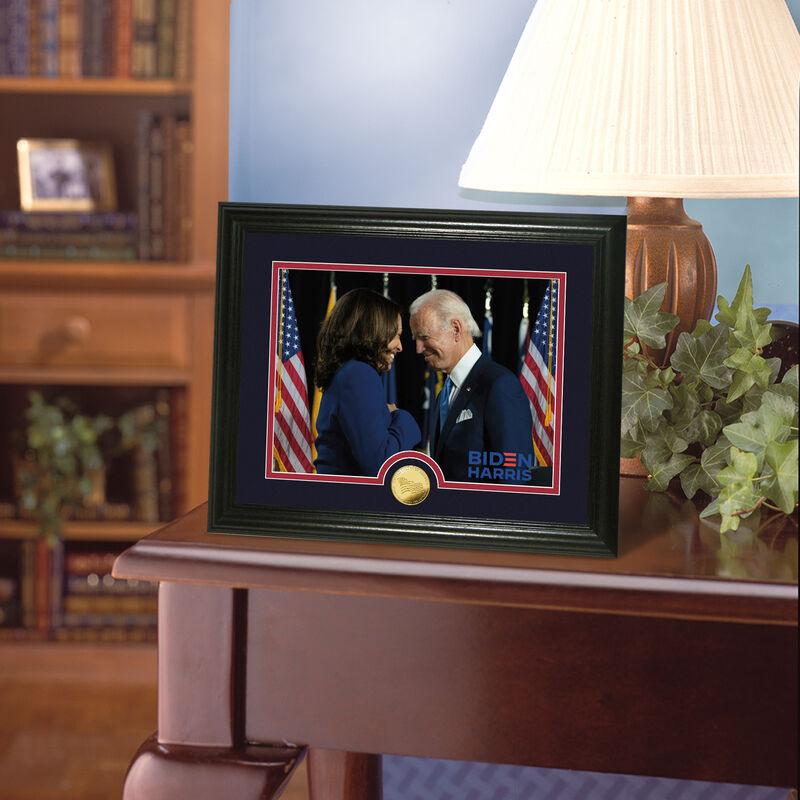 Joe Biden Kamala Harris Framed Photo 10079 0013 n room