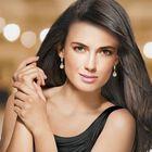 Loves Embrace Pearl  Diamond Earrings 1638 002 4 2