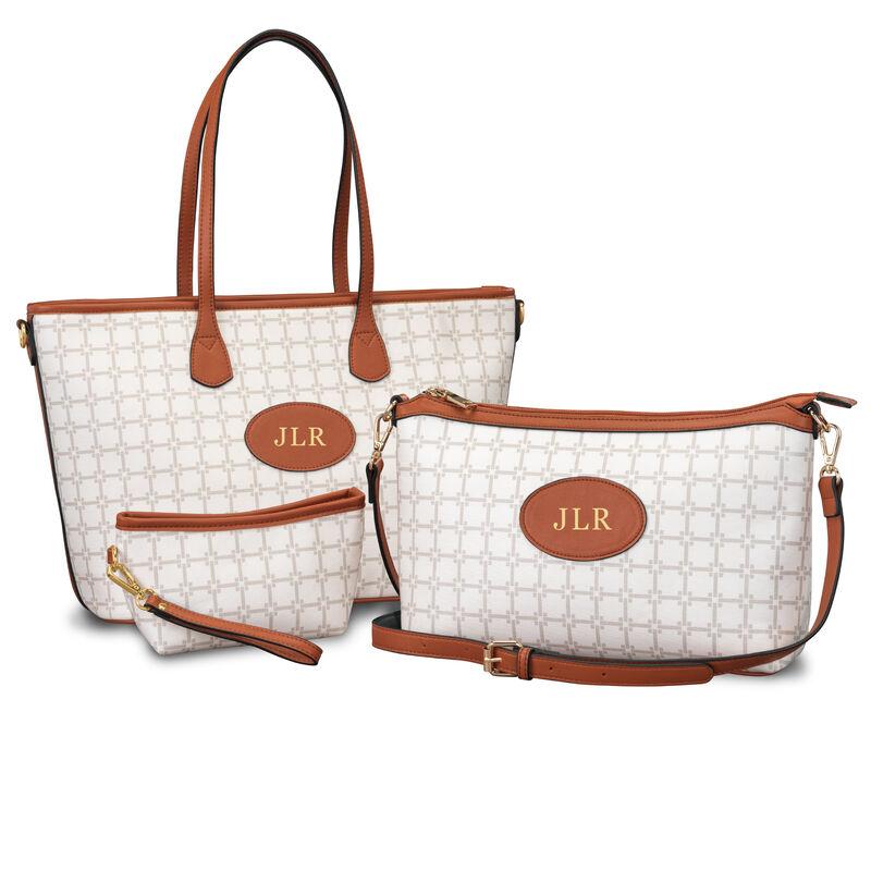 The Personalized Signature Handbag Set 10259 0015 a main