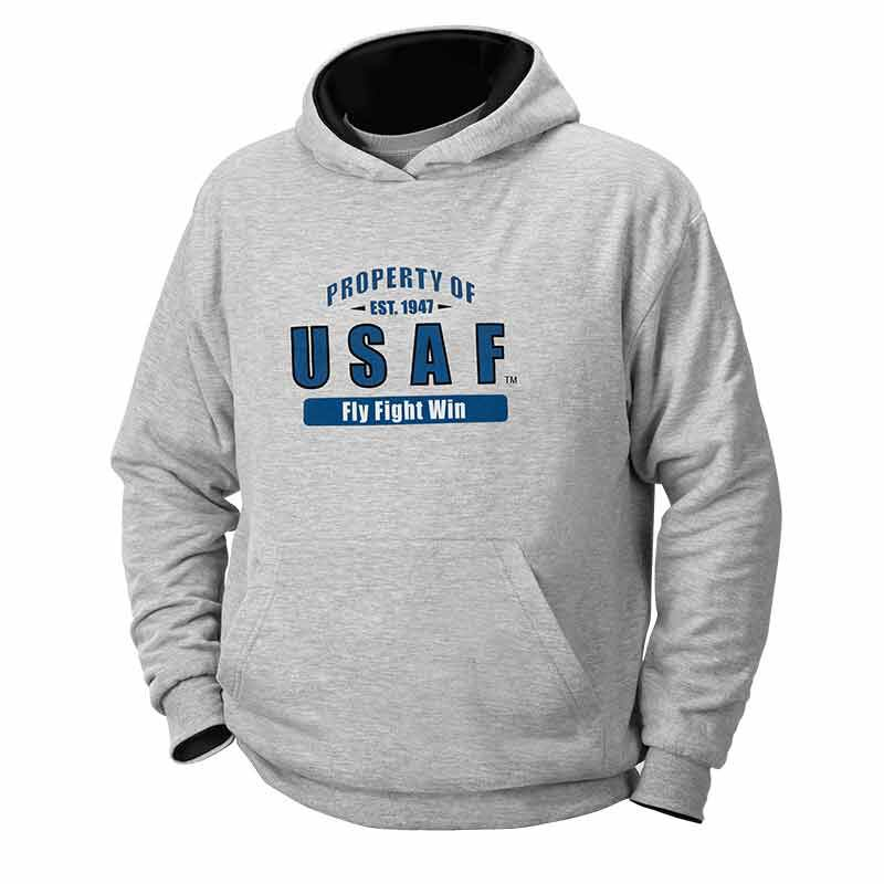 The Personalized Reversible US Air Force Hoodie 2148 002 5 2