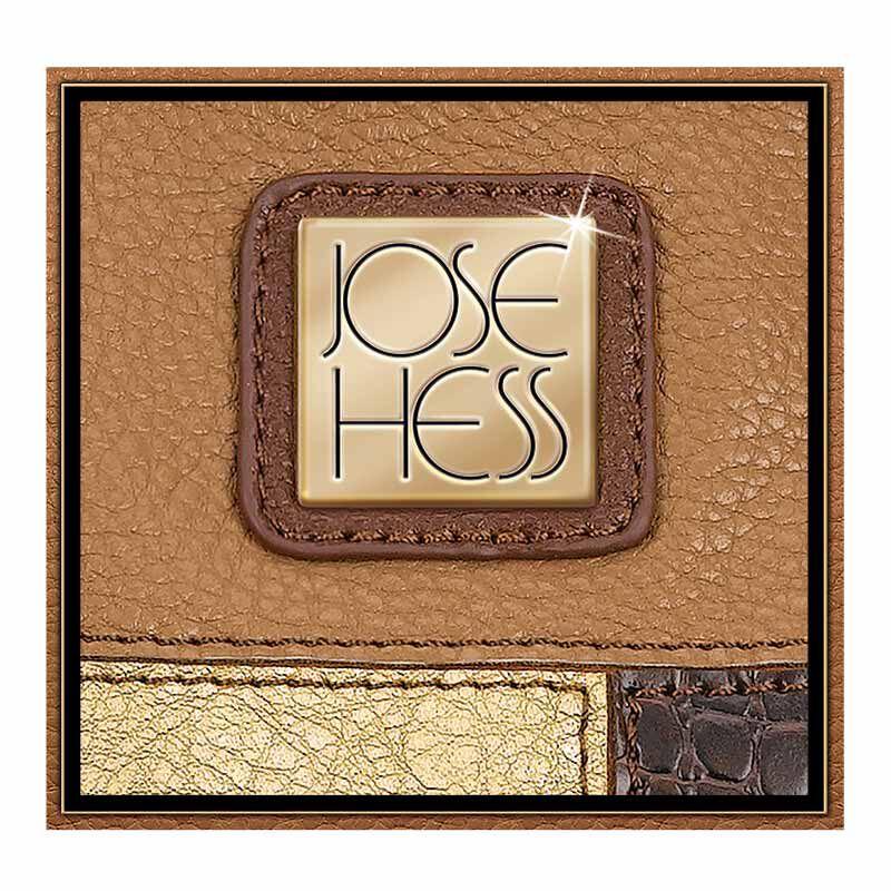 Jose Hess Patchwork Handbag 5184 001 5 3