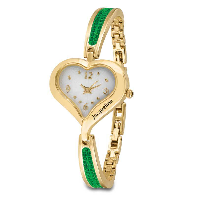 The Her First Name Birthstone Watch 6015 001 8 8