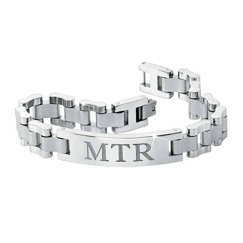 For My Grandson Personalized Graduation Bracelet 2981 014 0 3