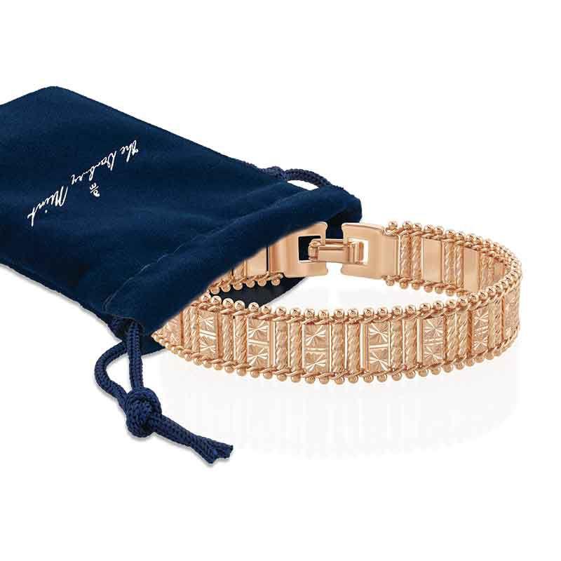 The Sunburst Copper Bracelet 6353 001 8 3