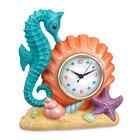 Seasonal Sensations Figural Clocks 10167 0016 d august