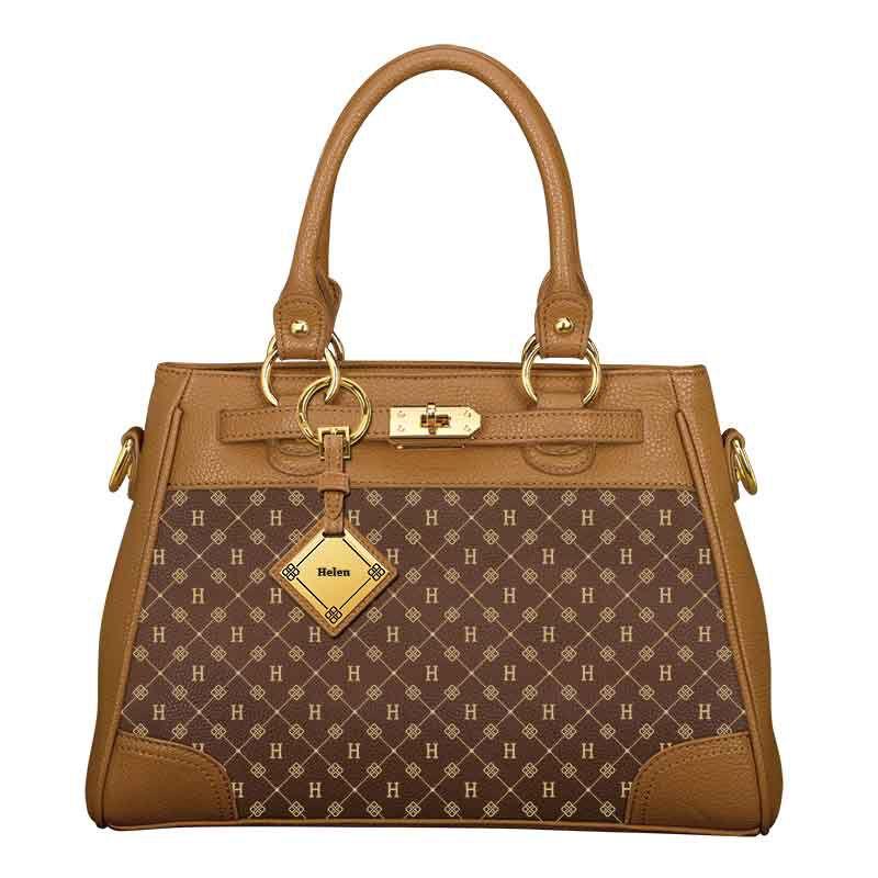 Personalized Initial Handbag 1520 002 5 1
