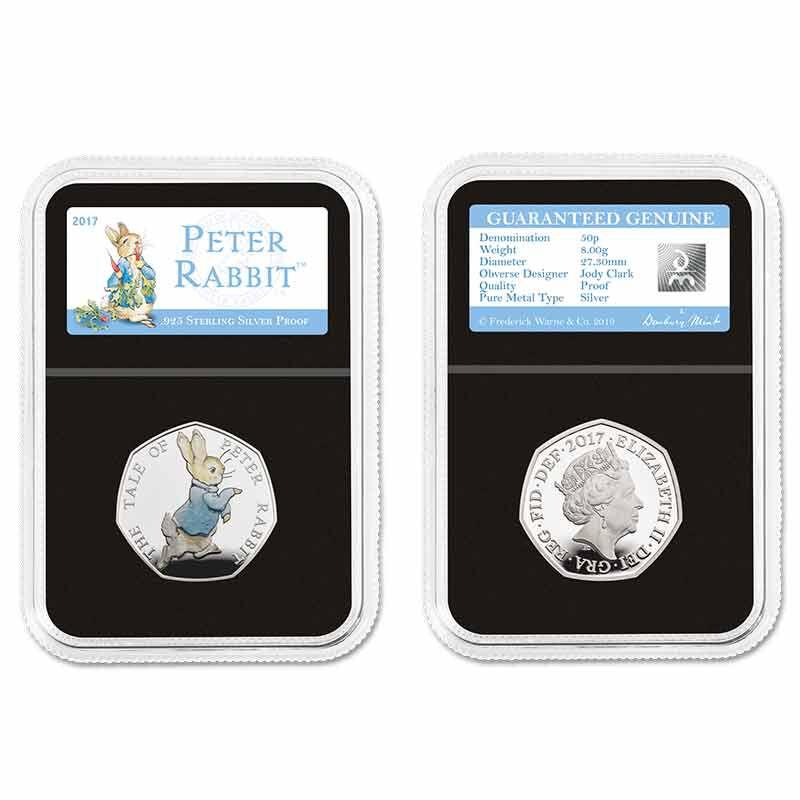 Beatrix Potter Silver Proofs 6433 001 2 1