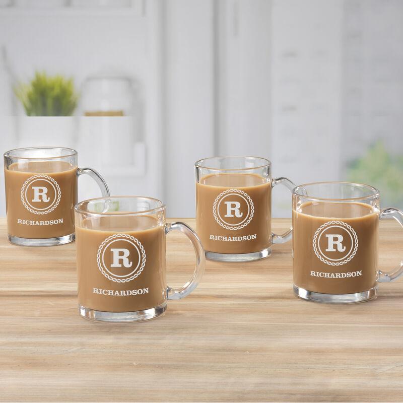 The Personalized Glass Mug Set 10618 0011 c glass set