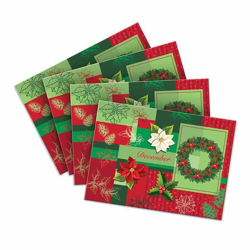 Seasonal Sensations Placemat Sets 2921 002 8 3