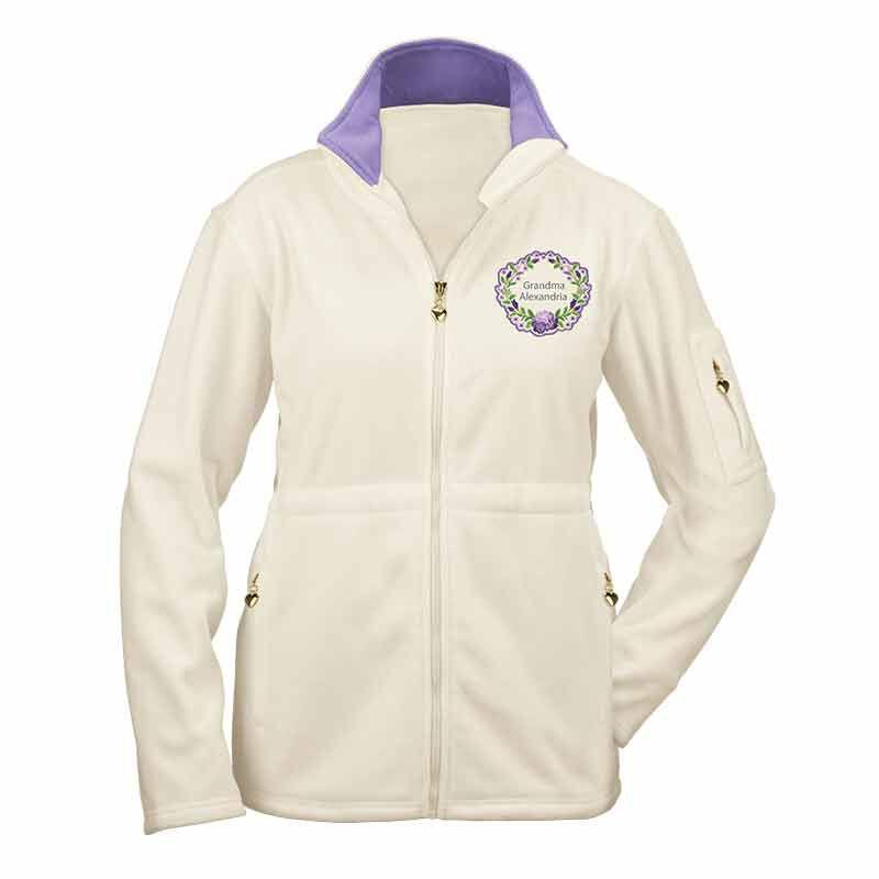 The Grandmas Love Fleece Jacket 2316 001 3 1