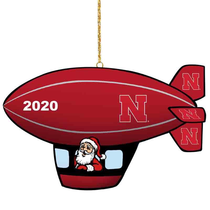 The 2020 Cornhuskers Ornament 5040 251 0 1