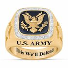 Personalized US Army Ring 1660 002 5 1