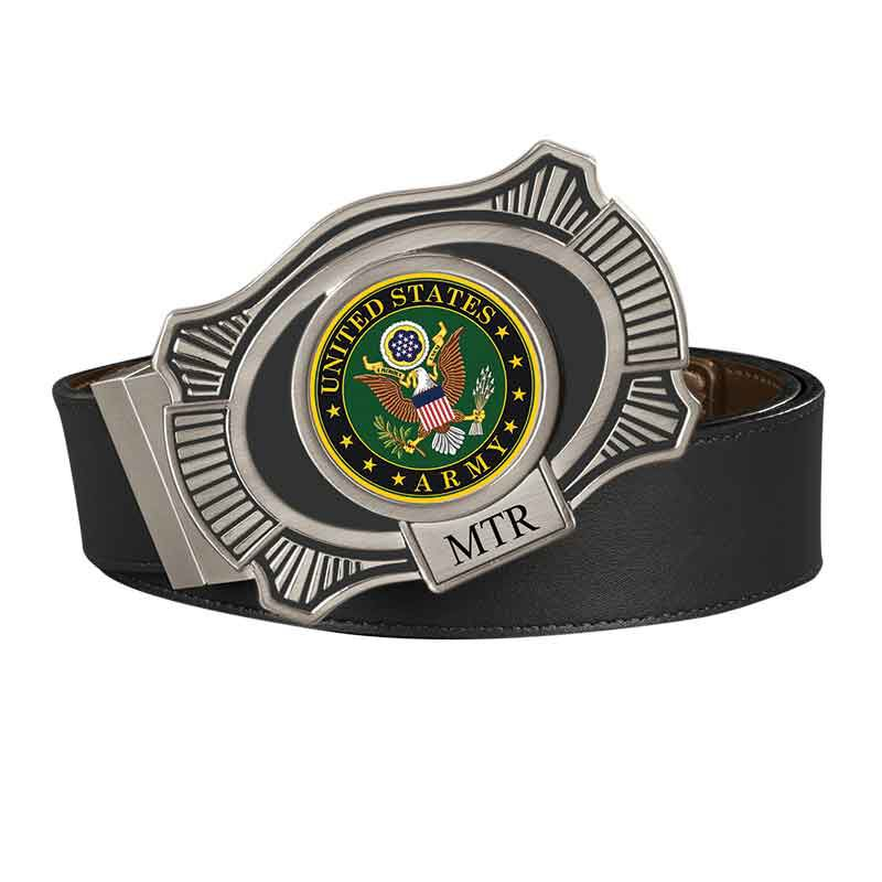 The US Army Leather Belt 2398 001 4 2