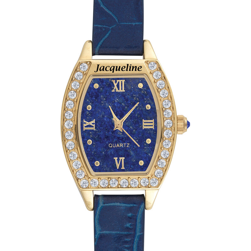 The Daughter Blue Lapis Watch 10014 0011 a main