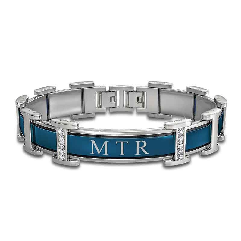 Personalized Dominion Titanium Bracelet 2366 001 2 1