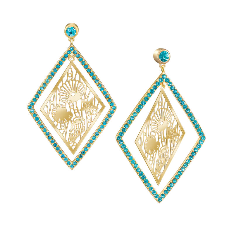 A Year of Fabulous Featherweight Earrings 10642 0011 f august