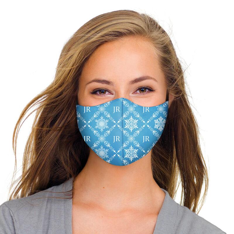 Women's Winter Wonderland Face Masks 10024 0035 b model