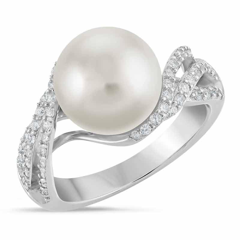Cocktail Ring Siren Ring Mermaid Ring Scale Ring Black Ring Statement Ring